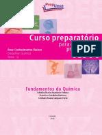 Tema 1 - (PrepUece) Fundamentos Da Quimica - Edinilza Maria Anastácio Feitosa, Francisco Geraldo Barbosa, Cristiane Maria Sampaio Forte