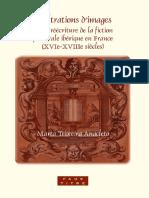 Marta Teixeira Anacleto - Infiltrations d'Images_ de La Reecriture de La Fiction Pastorale Iberique en France (XVIe-XVIIIe Siecles). (2009)