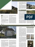 Arquitectura vernácula y restos arqueológicos en el berrocal de Trujillo por José Antonio Ramos Rubio