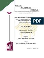 Tesis Comparativa Entre Dos Métodos de Izaje Para Instalación de Una Superestructura de Una Plata