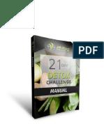 21 Day Detox Manual Final Version Sept 2017
