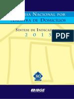 IBGE- PNAD