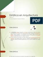 clase 1 Estática en Arquitectura.pptx