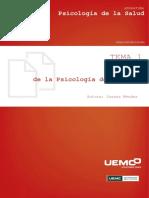 TEMA 1_Historia de La Psicologia de La Salud_18-3-DefinitivaOK