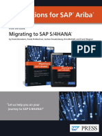 Transactions for SAP Ariba