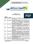 Actualizacion Normativa al 06 de Julio de 2018