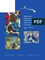 [Donald H. Campbell] Microscopical Examination and Interpetration of Portland Cement and Cinker