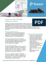 Yeastar_S_Series_VoIP_PBX_Datasheet_es.pdf