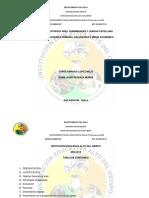Plantilla Estructura Curricular Por Àrea