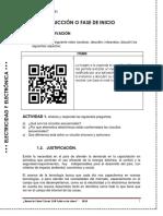 Modulo II ELECTRICIDAD ELECTRÒNICA.