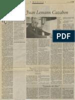 Juan Lemann Cazabon