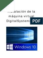 VirtualBox Windows 10 Esp