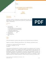 Métodos gravimétricos (1)