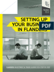 Handbook Setting Up Your Business in Flanders Update Jan 2018