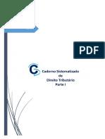03-Direito Tributário - Parte 01 - Caderno Sistematizado.pdf