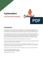 Cashewbert for Everyone Es