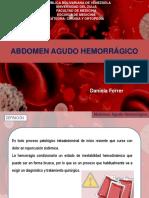 4.Abdomen Agudo Hemorragico