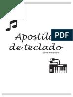 Apostila de Teclado - Versao Atualizada- Jairo