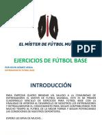 Ejercicios de Futbol Base (El Mister de Futbol Mundial) (1)