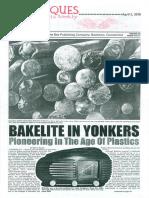 Bakelite Antiques Magazine