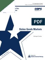 Stolen Goods Markets (COPS Guide)