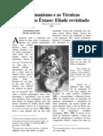 O Xamanismo e as Técnicas Arcaicas do Êxtase - Eliade Revisitado[1]