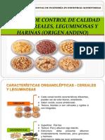 Métodos de Control de Calidad de Los Cereales