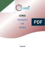 Estructura Del Curso - Topografía Con Drones