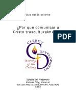 Comunicar a Cristo
