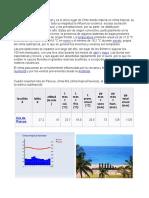 Climas insulares