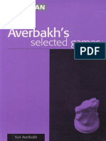 Averbakh - Averbakh's Selected Games