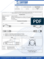 Patch Cord 6a