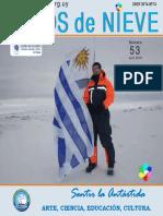 Copos de Nieve Nro. 53 - Julio 2018