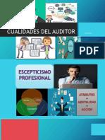 Cualidades Del Auditor