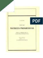 Raven. Cuaderno de Matrices. Escala Especial (1).pdf