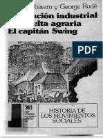 Revolución industrial y revuelta agraria. El capitán Swing. - Eric J. Hobsbawm y George Rudé - pdf.pdf
