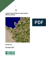 Indices de Vegetacion Landsat