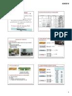 Carga vehicular para diseño de pavimento