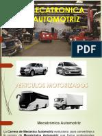 MECATRONICA AUTOMOTRIZ