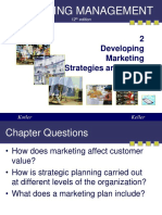 Kotler02 Marketing Strategies and Plans