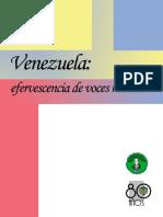 Venezuela, Efervescencia de Voces Híbridas, Varios Autores