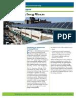 Commercial Building Energy Alliances Fact Sheet