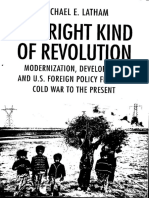 The Right Kind of Revolution Ch 1&2