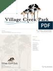 Village Creek Park Master Plan
