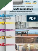 Catalogo de Barandas
