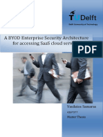 BYOD Enterprise Security Architecture Master Thesis - Vasileios Samaras