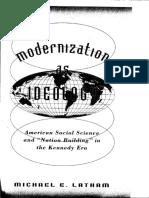 Modernization as Ideology Ch 3 4&Conclusion