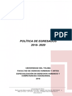Politica Oficial 600
