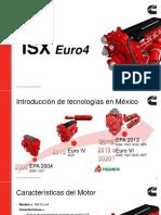 ISX Euro 4