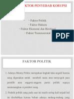 PERTEMUANKE3FAKTOR-FAKTORPENYEBABKORUPSI.pptx